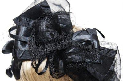 画像1: Treizeヘッドドレス