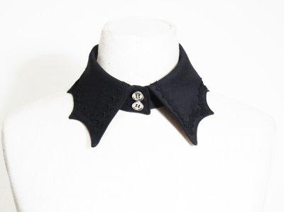 画像1: 蝙蝠蔓の付け襟