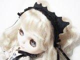 黒猫ヘッドドレス(Dollサイズ)