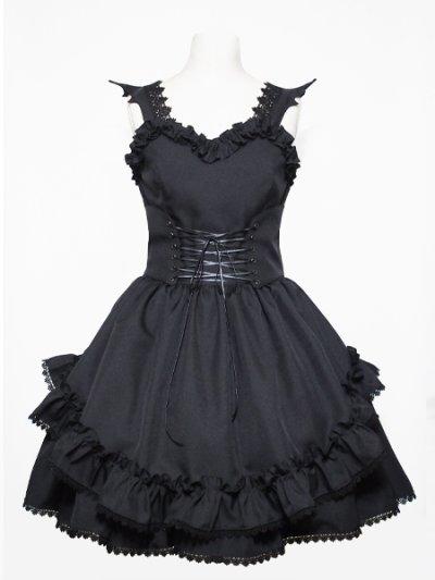 画像1: 吸血姫のサマードレス