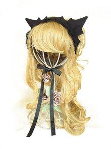 その他の写真1: 黒猫ヘッドドレス