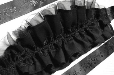 画像1: Tetraヘッドドレス