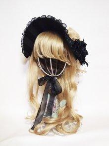 その他の写真2: ストライプローズヘッドドレス