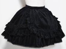 その他の写真1: 黒蝶スカート