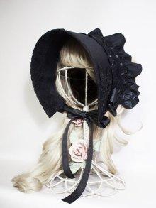 その他の写真1: 黒小鷺ヘッドドレス